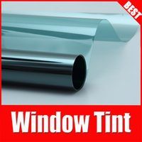 Wholesale glass tint film resale online - KSB Window Tint Film Glass VLT Roll PLY Car Auto House Commercial Solar Protection film Summer