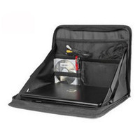 ingrosso tavolo dell'organizzatore della sede dell'automobile-2018 newcomputer Bag Car Seat Torna organizerBag Car Travel Holder Laptop Bag vassoio Monte Sedile posteriore Auto Work Table Organizer