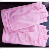 Wholesale glove male for sale - Group buy Fashion Spring And Summer Thin Section Breathable Sweat Absorbent Gloves Female Half Finger Non Slip Driving Couple Gloves Male SZ005