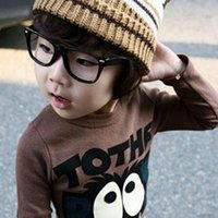 Wholesale spectacles frame styles resale online - New Arrival Square Glasses Frame Black Red Spectacle Cute Girls Sunshine Boys Children Trending Style years old unisex
