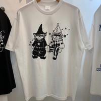 yüksek moda bebek toptan satış-Gizli FW Bebekler Tee T-shirt Erkekler 1 s: 1 Yüksek Kalite Yaz Tarzı Moda Rahat T Gömlek