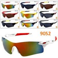 fahrrad-sonnenbrille großhandel-Outdoorsport aktivität Sonnenbrille Für Laufen Reiten Fahrrad Mountainbike Sonnenbrille Einteilige linse Halbrand Brillen Sonnenbrille