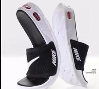 ingrosso banda n-HOT NEW Pantofole con sandalo Slide in gomma Bianco Design NIKE Uomo con infradito estivo classico taglia 40-44 # 56