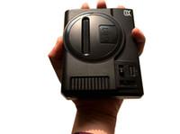 16 bit taşınabilir oyun konsolu toptan satış-16 Bit Mini Retro Sega oyun Konsolu video Perakende kutuları ile SEGA oyunları için El