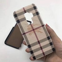 Wholesale new leather phone case online - Fashion Pu Leather New Designer Phone Cases for Iphone XR XS MAX X S plus Back Cover luxury brand SAMSUNG S8 PLUS