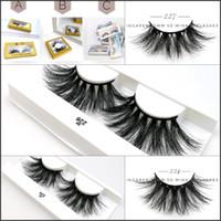 Wholesale l curl eyelash for sale - Group buy 3D Mink Eyelashes Eye makeup D mm Mink False lashes Natural Curling Fake Eyelashes Eye Lashes Extension Beauty Tools styles Mixed Order