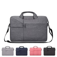 Wholesale tablet 13.3 inch resale online - Computer Laptop bag inch Briefcase Handbag for Dell Asus Lenovo HP Acer Macbook Air Pro hot