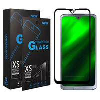 Wholesale Tempered Glass For Moto G7 Play E6 Power Supra G th th Motorola One vision Full Cover Screen Protector