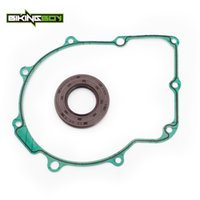 Wholesale gasket yamaha resale online - BIKINGBOY For Yamaha Grizzly Rhino Wet Cluch Gasket With Oil Seal