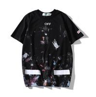 karikatur gedruckte t-shirts für mädchen großhandel-Niedriger Preis der Männer der Männer neueste Mode-Designer-weiße T-Shirts Hemd T-Shirts Damen Karikaturmädchen Buchstabedruckes beiläufiges T-Shirt T-Stücke Oberseiten q2