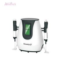 freie tragbare sauerstoffmaschinen großhandel-EU steuerfrei SP40 Portable Glowskin O Gesichtspflege und Verjüngung Sauerstoff RF Hautstraffung Schönheit Maschine