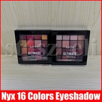 Wholesale neutral eyeshadow palettes for sale - Group buy NYX Professional Makeup Warm Neutrals Phoenix Eyeshadow Palette colors eyeshadow palette NYXULTIMATE matte eye shadow