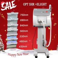haare entfernung groihandel-Beliebteste OPT SHR IPL Laser Schönheit Ausrüstung neuer Stil SHR IPL Maschine OPT AFT IPL Haarentfernung Schönheit Maschine Elight Hautverjüngung