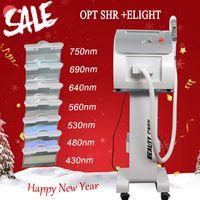 ipl machine for skin rejuvenation 도매-가장 인기있는 OPT SHR IPL 레이저 아름다움 장비 새로운 스타일 SHR IPL 기계 OPT AFT IPL 머리 제거 아름다움 기계 E 빛 피부 회춘