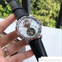 мужские часы из нержавеющей стали фарфор оптовых-Часы Silver China 43 мм Case Man Stock Дешевые Автоматические Механические Роскошные Спортивные Мужские Новые Нержавеющая Сталь Мужские Часы