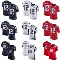 Wholesale elite football jersey white for sale - 2019 Super Bowl LIII New  England Julian Edelman fb69baa43
