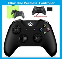 Wholesale bluetooth game controller for pc resale online - Wireless Game Controller For Xbox ONE S X Bluetooth Gamepad Joystick Computer PC Joypad For Xbox Slim Console With Retail Package