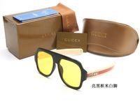 солнцезащитные очки для корабля оптовых-Новый 0255 солнцезащитные очки для женщин мужчины Марка дизайнер солнцезащитные очки мужские женские солнцезащитные очки линзы солнцезащитные очки унисекс очки бесплатная доставка