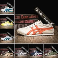 Wholesale massage brand for sale - Group buy 2019 Onitsuka Tiger Casual Shoes Denim Canvas Shoes For Men Women Athletic Outdoor Boots Brand Sports Mens Designer Shoe Size