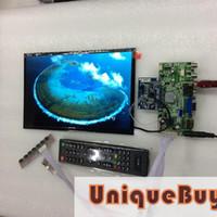 tablette 9,7 zoll weiß großhandel-B101UAN01.C Für AUO 10.1-Zoll-IPS-LCD-Bildschirm + HDMI VGA AV-Treiberplatinen-Set