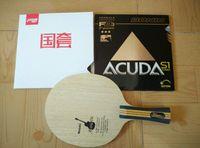 donic f1 venda por atacado-Atacado-NITTAKU guitarra acústica Ténis de mesa / bastão de pingue-pongue Yasaka (MV, 30, HS) / Donic (F1, M1, S1) / DHS ténis de mesa de borracha para raquete