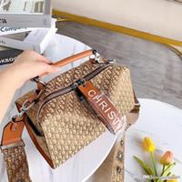 Wholesale handbags mixed resale online - Designers luxury handbags high quality women s crossbody bag DIO classic genuine leather shoulder bag