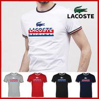 yeni alfabe toptan satış-2019 erkek tasarımcı t shirt Alfabe baskı yeni ürün Klasik t-shirt korkusu tanrı açık spor logosu gömlek supr lüks gömlek