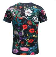 aaa t shirt toptan satış-2020 F-AA sıcak satmak moda klasik erkek ler renk çizgili gömlek pamuklu erkek s tasarımcı tişört siyah beyaz tasarımcı polo shirtXSgucci
