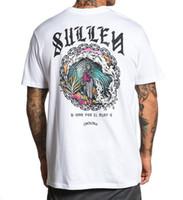 0c8cfa871 SULLEN CLOTHING Orar Por El Surf Choloha Capsule '18 T-Shirt White M-5XL  NEW Funny free shipping Unisex Casual tee gift