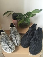 Wholesale kanye west shoe prices for sale - Group buy Pirate Black sneakers shoes Moonrock kanye west boots shoes cheap price shoes accepted drop shipping