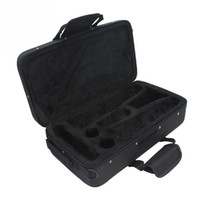 Wholesale padded foam case for sale - Group buy Black Foam Padded Thicken Oxford Cloth Sotrage Bag Clarinet Box Case with Handle Strap Clarinet Protection Accessories