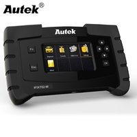 herramienta de reinicio de airbag bluetooth al por mayor-Autek IFIX702 M para Merced Ben Scanner SAS, herramienta de diagnóstico de coche DPF Todo el sistema Scanner automotriz Motor Airbag ABS Reset