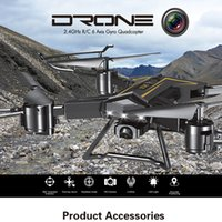 Wholesale quadcopter models for sale - Group buy Folding Remote Control Aircraft Air Pressure Fixed Height Four Axis Aircraft WIFI Real Time Transmission Aerial Photography Model