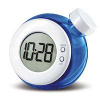 umweltfreundliche batterien großhandel-GEZICHTA Umweltfreundliche wassergespeiste Uhr ohne Batterie mit Alarm, Kalender und Stoppuhr