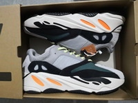 Wholesale runing sneakers resale online - Reflective Wave Runner Inertia Tephra Solid Grey Utility Black Vanta Runing Shoes For Men Designer Outdoor Women Static Sneakers