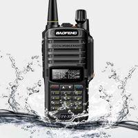 Wholesale ranges walkie talkie for sale - Group buy Baofeng UV XR W Powerful Walkie Talkie CB radio set portable Handheld KM Long Range Two Way Radio uv r uv9r plus
