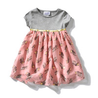 f568c8923c78 Baby Girls Dresses Summer Cotton Toddler Kids Chiffon Party Birthday Tutu Dresses  Infant Princess Dresses For Beby Girl Clothing