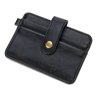 Wholesale leather cell phone cases online – custom MAIOUMY Leather Women Wallets New Men Slim Holder Wallet Case Purse Bag Pouch Holder Purse Pockets Handbag NOV25
