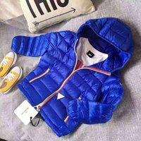 куртки для мальчиков оптовых-Высокое качество бренда дети зимние пиджаки в розницу детские зимние пуховики детские пуховик мальчики верхняя одежда утолщение в розницу 4-10 т