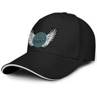 sombrero de alas negras al por mayor-