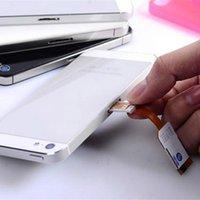 telefon nutzt sim großhandel-Handy-Doppel-Dual-SIM-Kartenadapter Verwenden Sie zwei SIM-Karten für das iPhone 5 5S