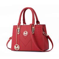 ingrosso borsa di modo rosa-Borse di design sugao rosa borse donna di lusso borse in pelle pu borsa di marca borse famose borsa a tracolla di marca di alta qualità 6 colori