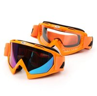 Wholesale motorcycles sunglasses online - Motorcycle Helmet Motocross goggles Bike Glasses Motocross Accessories Sunglasses For Moto Helmet Motorcycle Off Road Goggles KKA6812