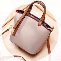 amerikanische klassische handtaschen großhandel-New Classic Handtasche Designer Fashion Lederherstellung Einzelner europäischer und amerikanischer Umhängetaschen Nummer: P1108