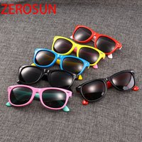 Wholesale sunglasses polaroid children for sale - Group buy Zerosun Polarized Sunglasses Children Boys Girls HD Polaroid Sun Glasses for Kids Ages Child Boy Girl Outdoor Eye Protect