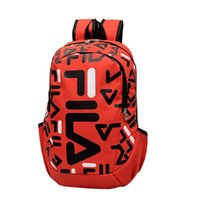 Wholesale children leather school bag for sale - Group buy High quality canvas material bag brand handbags grils backpack children school bags multiple colors optional