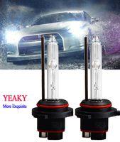 Wholesale 35w headlight bulb for sale - 35W YEAKY HID xenon bulb D2S D2H fast start hid headlight modify h1 h3 h4 h11 h7 DHL