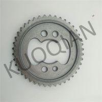 2 timing chain guard For KANDI TAOTAO SUNL JCL 110cc ATV GO KART engine part