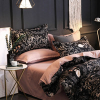 ingrosso farfalla comforter piena-Chinese and American printing national luxury palace wind four-piece home textile generation bed linen custom bed