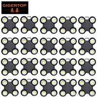 Wholesale stage lighting led dance floor for sale - Group buy TIPTOP Units x100W Eyes LED Blinder Light COB Cool Warm White LED High Power Professional Stage Lighting For Party Dance Floor